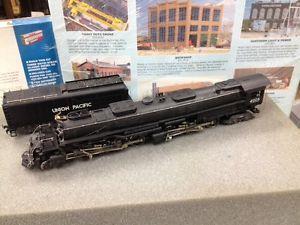 AHM Rivarossi 4 8 8 4 Bigboy Big Boy Union Pacific Steam Engine 4005 Tender