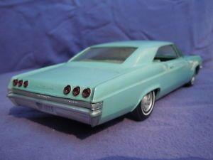 1965 Chevrolet Impala SS Super Sport Coupe 327 Factory GM Promo Vintage Model