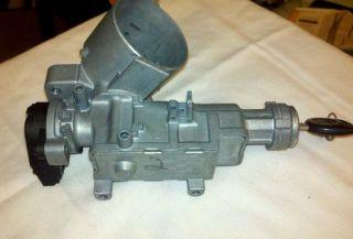 Saturn ion Ignition Switch Key Lock Cylinder Housing 03 04 05 06 07