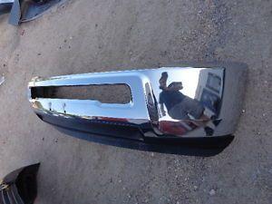 2010 2011 2012 2013 Dodge RAM Factory Chrome Front Bumper 2500 3500 613H