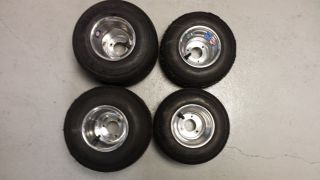 Go Kart Wheels Tires Racing Bar Stool Radio Flyer Wagon Drift Trike GoCart