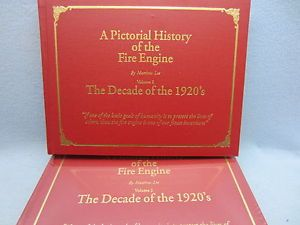 Fire Engine Book Seagrave American LaFrance Mack Pirsch Ahrens Fox Parts
