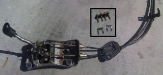 Quality Tested H22 H22A Shifter Cables Prelude Accord Shift Linkage