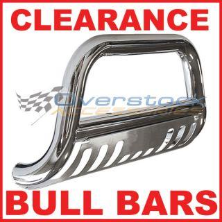 Dodge RAM 1500 Stainless Bull Bar Grill Guard 1994 2001