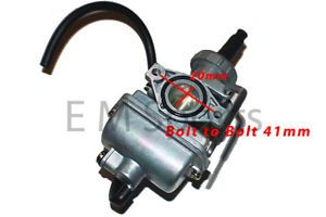 Gas Carburetor Honda Pit Dirt Bike Engine Motor 80cc 100cc 110cc Parts Carb