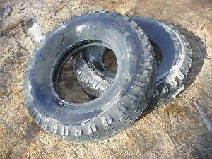 Snow Mud Tires Demolition Derby 8 55 14 855 14 Gripper Tire Demo Derbies