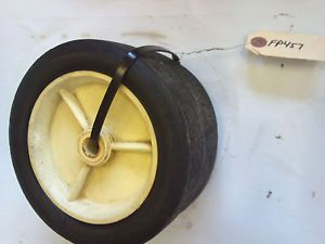 2 Used Honda HS621 HS 621 Snowblower Snow Blower Wheels Tires FP457