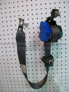Chevy GMC Pickup Extended Cab Truck Seat Belt Recoil Assembly 15075574