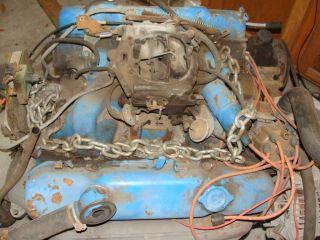 1962 Plymouth Dodge Mopar Engine Harnes Fury Polara