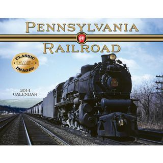 Pennsylvania Railroad 2014 Wall Calendar
