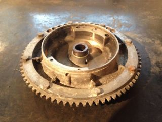 Johnson Evinrude OMC 20HP Flywheel