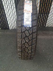 5 Tires Retreads 255 70R22 5 255 70 225 Mud Snow Truck Tire 25570225