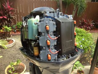 Yamaha Ox  Fuel Injection Outboard Engine