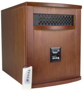 Suntec RC2000 1200 Sq ft Infrared Quartz Electric Space Heater 1500W Open Box
