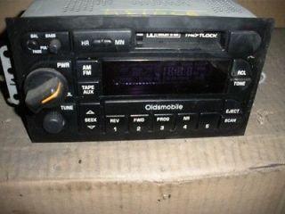 95 Oldsmobile 88 98 Cutlass Am FM Stereo Cassette Radio Player 16178143