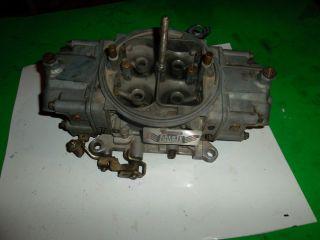Holley 750 Carburetor Gaerte Engines UMP IMCA Late Model ASA Arca Rat Rod Chevy
