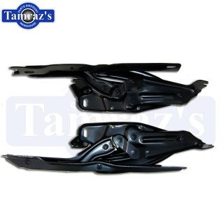 70 72 GM Chevy A Body Hood Hinges Pair New