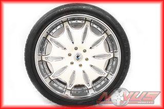 "24"" asanti Forged Cadillac Escalade Chevy Tahoe GMC Yukon Wheels Tires 22 20 26"