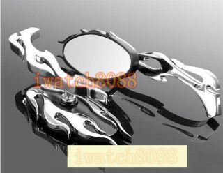 Mirrors Yamaha Virago XV 125 250 535 550 750 920 1000 1100 Road Star Warrior S02