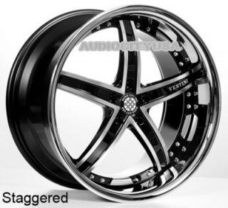 "20"" Lady for Mercedes Benz Wheels Rims C s E CL CLK s ml Series"