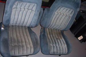 Chevy GMC Pickup Truck Silverado Suburban C1500 Sierra Front Bucket Seat Seats