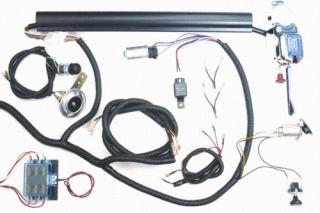 Golf Cart Club Car EZ Go Yamaha Wire Harness Kit Horn