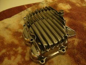 Honda CB750 CB 750 SOHC Finned Polished Engine Oil Pan Chopper Cafe Racer