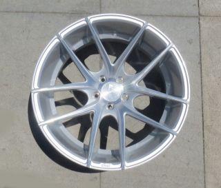 "20"" Niche Targa M131 Wheels Porsche Cayenne Audi Q7 VW Touareg 20x10 5"" Rims"