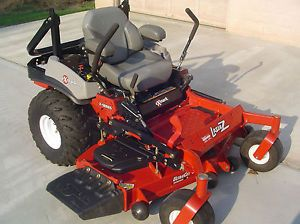 "2012 Exmark Lazer Z x Series 60"" Cut 29HP Kohler PS ECV749 EFI Engine 196 4 Hrs"