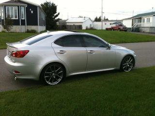 "19"" Staggered Lexus LFA Hyper Silver Rims Wheels Toyota Camry SE XLE Sport Le"