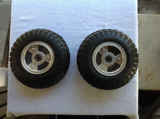 Taco Mini Bike Minibike Aluminum Tri Star Wheels Tires Tubes Sprocket