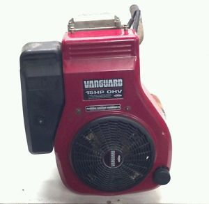 Briggs and Stratton Vanguard 28Q777 0128 Vertical Shaft Engine 15 HP