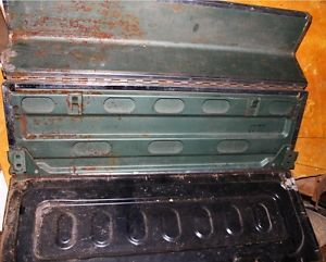 Original 1971 73 Ford Mustang Fastback 3 Part Fold Down Rear Seat Main Section