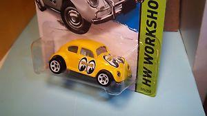 Hot Wheels Volkswagen Beetle Moon Eyes Custom