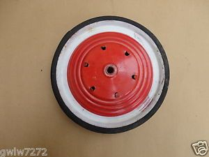 Murray Vintage Pedal Car Tractor Wheel 1960's Original Complete Tire 8 1 2""