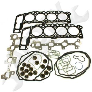 Chrysler Dodge Jeep 4 7L Cylinder Head Gasket Set w Valve Cover Intake Manifold