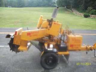 Rayco 1635A Hydraulic Stump Grinder Wisconsin Engine