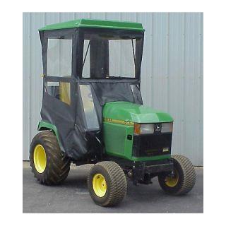 Hard Top Cab Enclosure Fits John Deere 425 445 455 Lawn Garden Tractors 11041