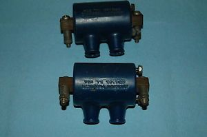 Dragbike KZ GS Pair Andrews Dyna Blue 5ohm Coils Drag Bike Kawasaki Suzuki