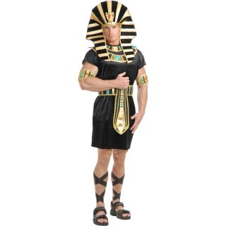 King Tut Adult Costume King Tut Egyptian Pharoah Pharaoh Egypt Ancient