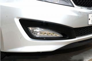 2011 2012 Kia Optima Fog Lights Lamp Assy Wiring Harness Complete Kit