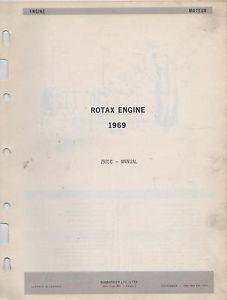 Ski Doo Engine Rotax
