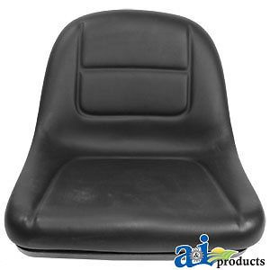 John Deere Lawn Tractor Seat Scotts L2048 L2548 Black A GY20065