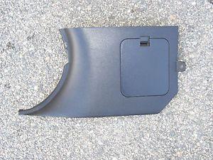 03 09 Nissan 350Z Dash Dashboard Left Driver Side Side Kick Panel Fuse Box Cover