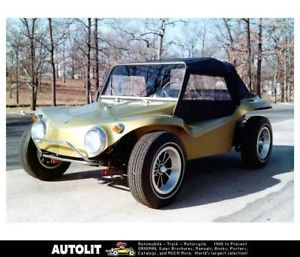 1966 Crockey Preracer VW Kit Car Dune Buggy Photo