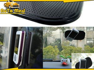 Car Dashboard Magic Jelly Sticky Mount Holder Pad Dash Mat for Cell Phones Keys