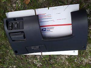 1996 to 2000 Honda Civic EX Lower Dash Panel Cover Power Mirror Cruise Switch