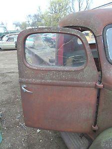 47 48 49 International Truck Pickup Door Shell Right