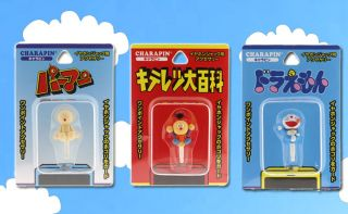 Japan Fujiko F Fujio Comic Earphone Jack Accessory Doraemon for Smartphone