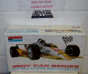 Monogram 2792 Mac Tools Indy Car Series Model Car gms Customs Collection Kit